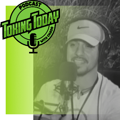 Cover art for Toking Today Episode #3 Miguel Jimenez Dispensary Employment & Patient Care in the Cannabis Industry
