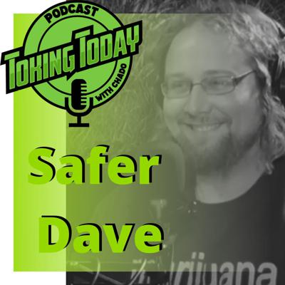 Cover art for Toking Today #6 Combat Vet Turned Cannabis Activist David Wisniewski Shares Personal Story