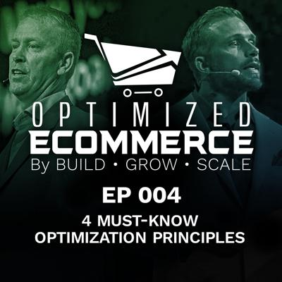 Cover art for Episode 004 - 4 Must-Know Optimization Principles