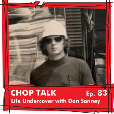 Cover art for CT083 Life Undercover with Don Sonney