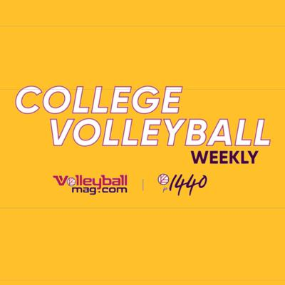 Cover art for Episode 8: College Volleyball Weekly, 2/24/20