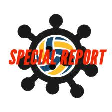 Cover art for Special Report: Episode 3, Coronavirus Update with Aaron Brock, USAV Director of Sports Medicine, 3/6/20