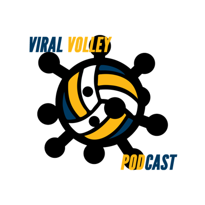 Cover art for Sarah Sponcil, Viral Volley Podcast, 4/7/20