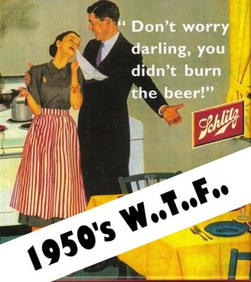 Cover art for Episode 31 - The 1950's WTF?