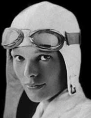Cover art for Episode 30 - Ameila Earhart