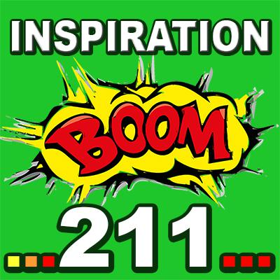 Cover art for Inspiration BOOM! 211: LET YOURSELF FEEL WHAT YOU NEED TO FEEL