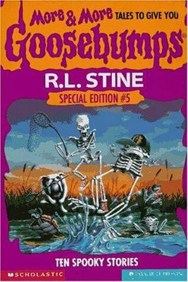 Cover art for More & More Tales To Give You Goosebumps: Fun With Spelling
