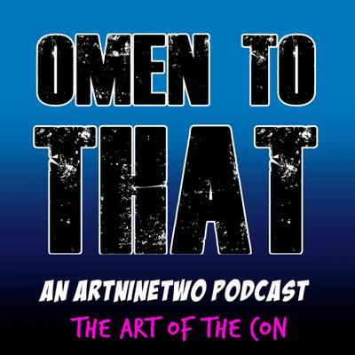 Cover art for OMEN TO THAT - The Art of the Con