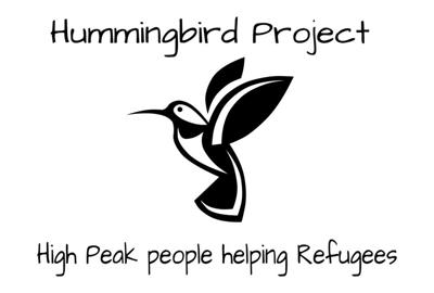 Cover art for The Hummingbird Project