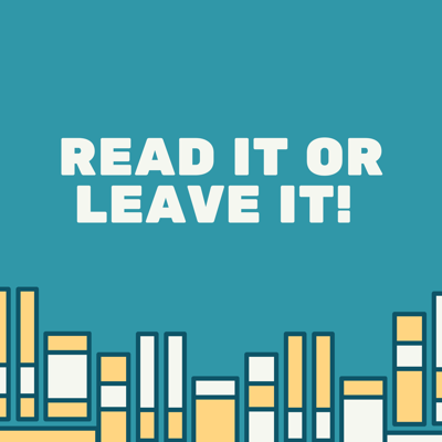 Cover art for Read It or Leave It! Trailer