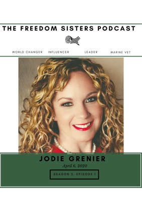 The Freedom Sisters Podcast