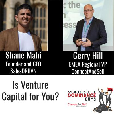 Cover art for Is Venture Capital for You?
