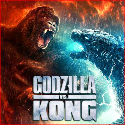 Cover art for EP. 84 - Review: Godzilla vs. Kong