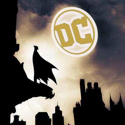 Cover art for EP. 85 - DC News Wrap-up Show: Discussion on the Future of WB's New Comic Book Movies and Casting News