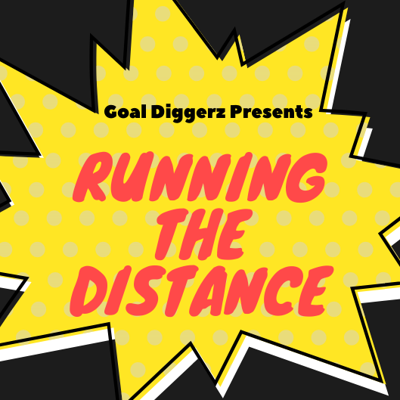 Cover art for Running the Distance