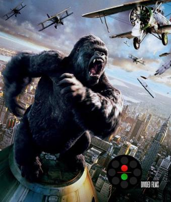 Cover art for King Kong (ft. Adam Volerich)