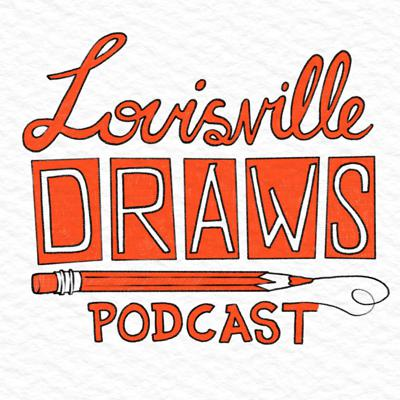 Louisville Draws - Episode 02 - Overcoming Perfectionism and the Blank Page