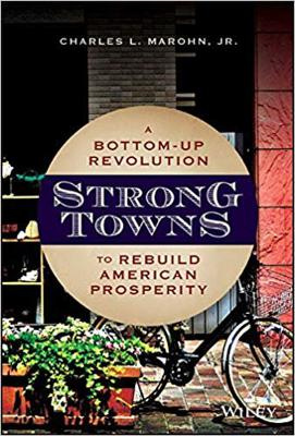 Cover art for Strongs Towns Book Club Teaser