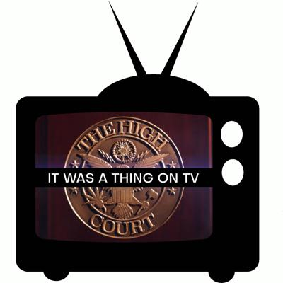 It was a Thing on TV:  An Anthology on Forgotten Television