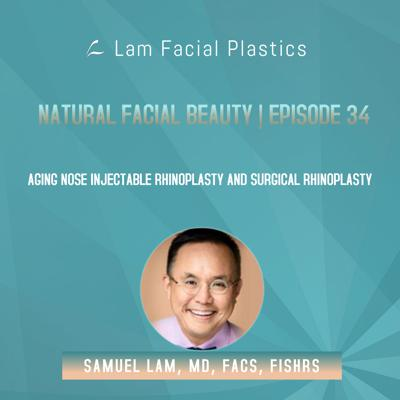 Cover art for Dallas Cosmetic Surgery Podcast: Aging Nose Injectable Rhinoplasty and Surgical Rhinoplasty