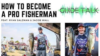 Cover art for How to become a Pro Fisherman - Guide Talk feat. Jacob Wall