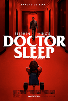 Cover art for Doctor Sleep