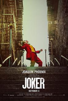 Cover art for Joker 2019