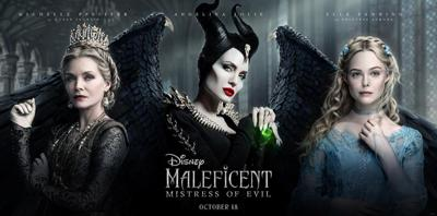 Cover art for Maleficent mistress of evil
