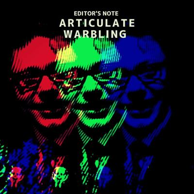 Cover art for Articulate Warbling: Watch us on Facebook