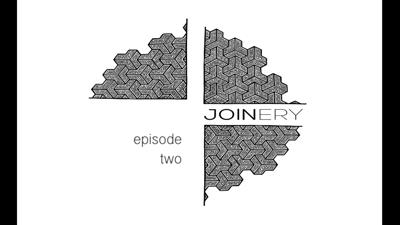 Cover art for JOINERY Two