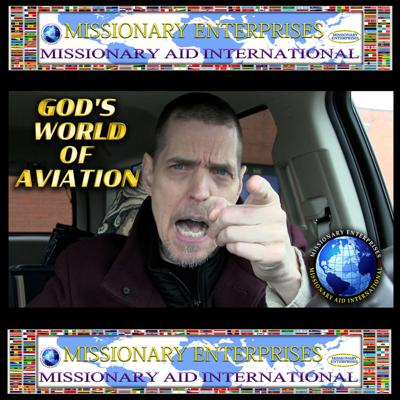 Cover art for EP88 God's World of Aviation (Part 8)