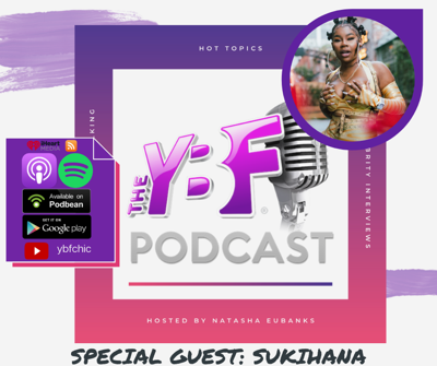 Cover art for Feminism, F**kbois & Fabness: The Sukihana With The Good Pu**y Episode