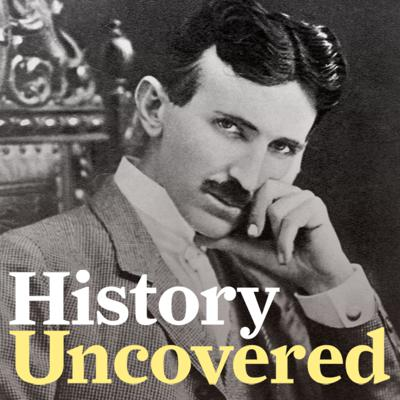 Cover art for Episode 20 - The Rise and Fall of Nikola Tesla