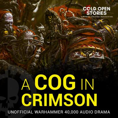 Cover art for A Cog In Crimson - Part 5