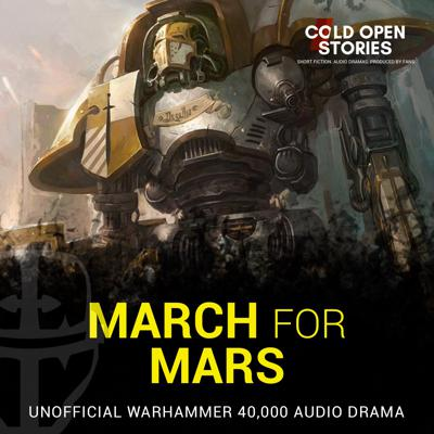 Cover art for March for Mars