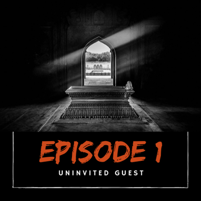 Cover art for Uninvited Guest