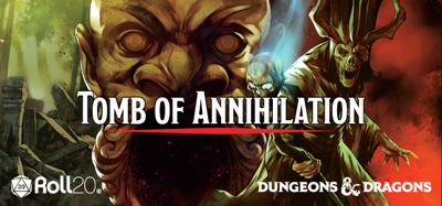 Cover art for Tomb of Annihilation, Session 03