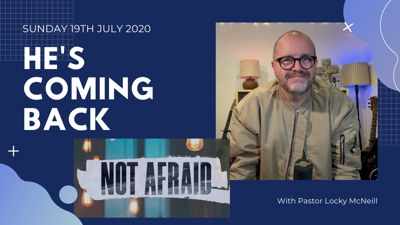 Cover art for Not Afraid : Week Three
