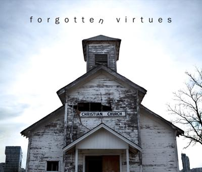 Cover art for Forgotten Virtues : Courage