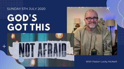 Cover art for Not Afraid : Week One