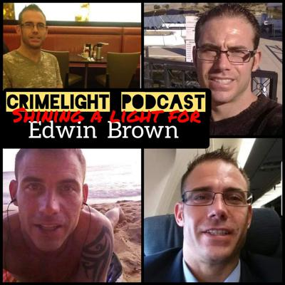 Cover art for Episode 5 The Disappearance of Edwin Brown