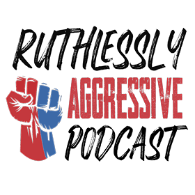 Cover art for The Ruthlessly Aggressive Podcast #4: 4/15/02 - 4/18/02