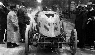 Cover art for 1.12: The Race To Death: The 1903 Paris to Madrid Contest Was The Worst Race Ever Held