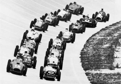 Cover art for 1.10: International Incident- How American Indy Cars Destroyed Formula One Cars Heads Up At Monza In 1957 and 1958