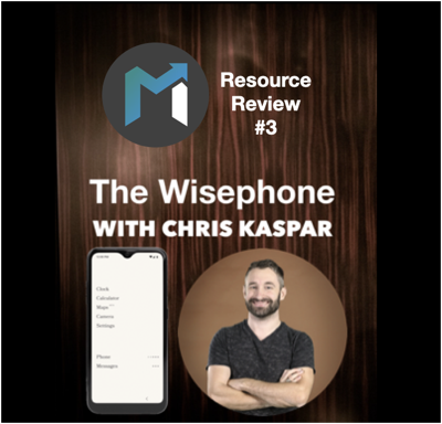 Cover art for Maverick Resource Review #3: The Wisephone