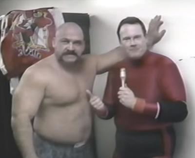 Cover art for Smoky Mountain Rasslin Recpa Ep 115 April 9, 1994: Who's Cornette's Mystery Man? And Chris Jericho and Lance Storm in another music video?