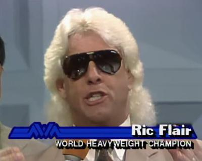 Cover art for NWA Sat Night on TBS Recap February 4, 1989! Ric Flair and Ricky Steamboat Continue Their Feud!