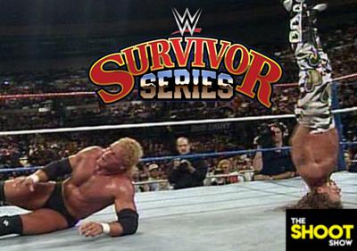 Cover art for Episode 96 Survivor Series 1996