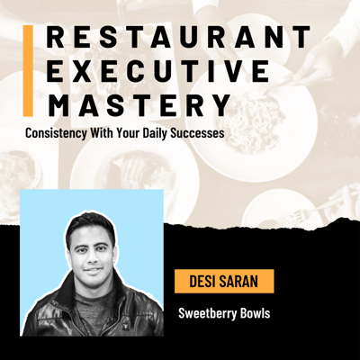 Cover art for Consistency With Your Daily Successes - Desi Saran