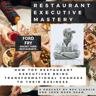 Cover art for When You Master the Details, You Master the Experience - Ford Fry